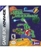 Jazz Jackrabbit Gameboy Advance