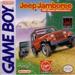 Jeep Jamboree Gameboy