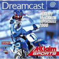 Jeremy McGrath Supercross 2000 Dreamcast