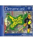 Jet Set Radio Dreamcast
