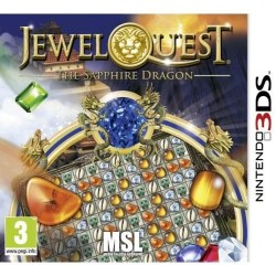 Jewel Quest 6 The Sapphire Dragon 3DS