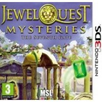 Jewel Quest Mysteries 3: The Seventh Gate 3DS