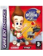 Jimmy Neutron Jet Fusion Gameboy Advance