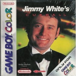 Jimmy Whites Cueball