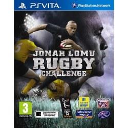 Jonah Lomu Rugby Challenge Playstation Vita
