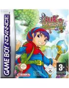 Juka and the Monophonic Menace Gameboy Advance
