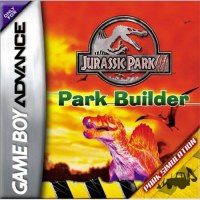 Jurassic Park 3 Park Builder Gameboy Advance