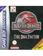 Jurassic Park 3: The DNA Factor Gameboy Advance