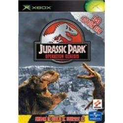 Jurassic Park Operation Genesis Xbox Original