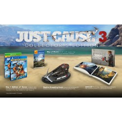 Just Cause 3 Collectors...