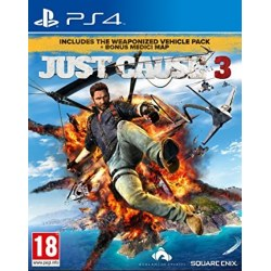Just Cause 3 Exclusive...