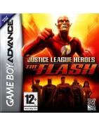 Justice League Heroes: The Flash Gameboy Advance