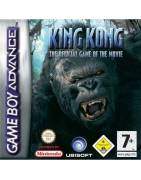 King Kong Official Game of the Movie Gameboy Advance