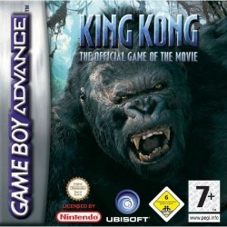 King Kong: Official Game of...