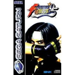King of Fighters 95 Saturn
