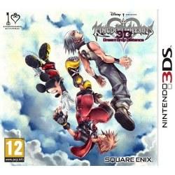 Kingdom Hearts 3D: Dream...