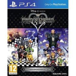 Kingdom Hearts HD I.5+II.5...