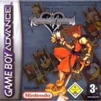 Kingdom Hearts Chain of Memories Gameboy Advance
