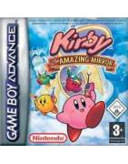 Kirby & The Amazing Mirror Gameboy Advance