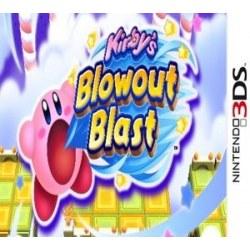 Kirbys Blowout Blast 3DS