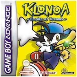 Klonoa: Empire of Dreams Gameboy Advance