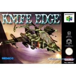 Knife Edge N64