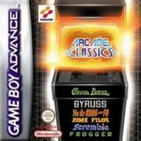 Konami Collectors Series: Arcade Classics Gameboy Advance