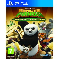 Kung Fu Panda: Showdown of...
