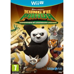 Kung Fu Panda Showdown of Legendary Legends Wii U