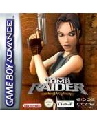 Tomb Raider the Prophecy Gameboy Advance