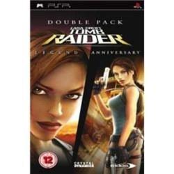 Lara Crofts Tomb Raider Legend Anniversary PSP