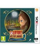 Layton's Mystery Journey: Katrielle and the Millionaires' Co 3DS