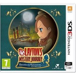 Layton's Mystery Journey:...