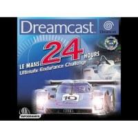 Le Mans 24 Dreamcast