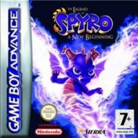 Legend of Spyro: A New Beginning Gameboy Advance