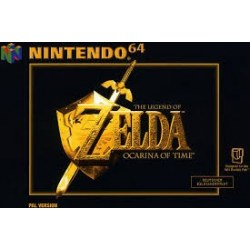 Legend of Zelda : Ocarina...