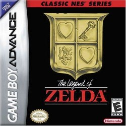 Legend of Zelda NES Classic