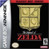Legend of Zelda NES Classic Gameboy Advance