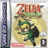 Legend of Zelda Minish Cap Gameboy Advance
