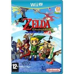 Legend of Zelda The Wind Waker HD Wii U