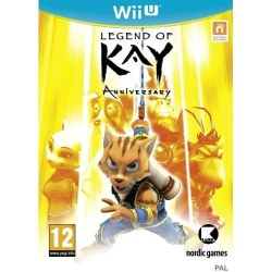 Legends of Kay Anniversary Wii U