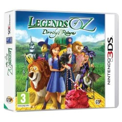 Legends of Oz: Dorothys Return