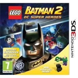Lego Batman 2 DC Super Heroes Limited Lex Luthor Toy Editio 3DS