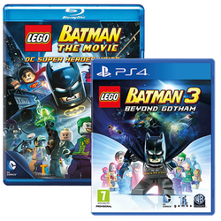 LEGO Batman 3: Beyond...