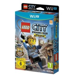 Lego City Undercover Limited Edition Wii U