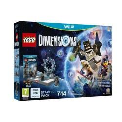 Lego Dimensions: Starter Pack Wii U