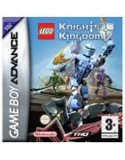 LEGO Knights Kingdom Gameboy Advance