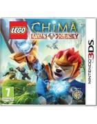 LEGO Legends of Chima: Lavals Journey 3DS