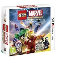 LEGO Marvel Super Heroes Iron Patriot Limited Edition 3DS