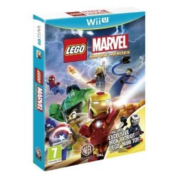 LEGO Marvel Super Heroes Iron Patriot Limited Edition Wii U